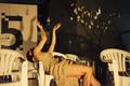 平山素子の実験公演「音、身体、空間」