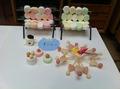 お菓子でつくるネルソンの家具   Sweets Furniture  vol.3